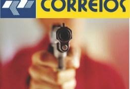 Três agências dos Correios são assaltadas em menos de 5 horas na PB