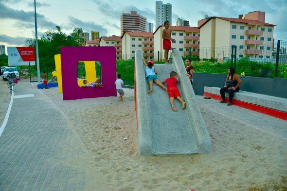 bairro são josé - Prefeitura de João Pessoa entrega obras de urbanização do Bairro São José