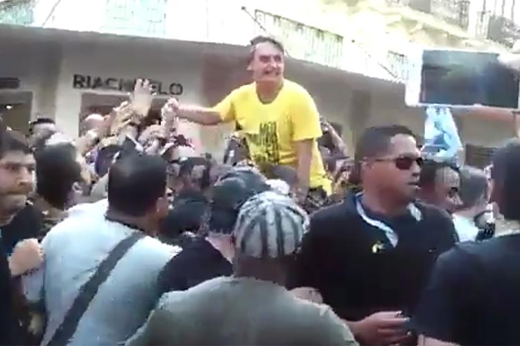 bolsonaro atentado juiz de fora 1 - Hospital Albert Einstein anuncia processo contra ator José de Abreu por fake news sobre atentado contra Bolsonaro
