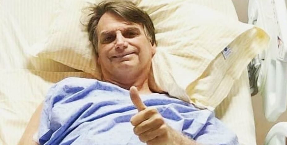 bolsonaro passa bem - Bolsonaro deixa UTI e vai para unidade semi-intensiva, informa boletim