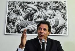Haddad afirma que não vai dar indulto a Lula e apoiaria Ciro no 2º turno