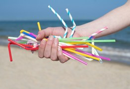 Duas cidades brasileiras criaram leis proibindo uso de canudos plásticos