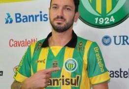 Destaque do Botafogo-PB na Série C do Brasileiro, Clayton vai ficar no Ypiranga-RS até o fim de 2018