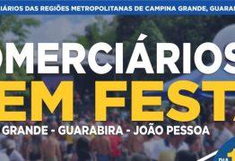 Sesc comemora Dia dos Comerciários em João Pessoa, Campina Grande e Guarabira