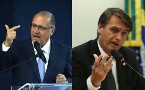 download 16 - 'O histórico do Bolsonaro é o pior possível', dispara Geraldo Alckmin