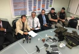 Secretário afirma que mais de 50% dos fugitivos do PB1 já foram recapturados pela polícia