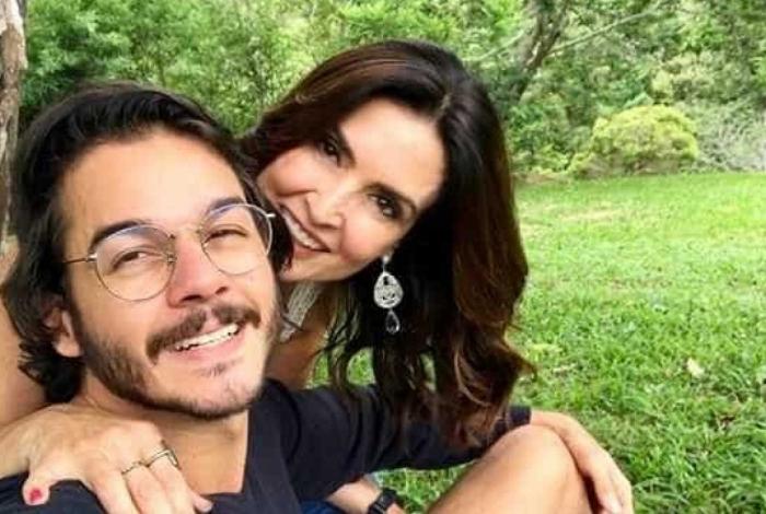 fátima bernardes e Tulio - Fátima Bernardes, filha e pai financiam campanha de Túlio Gadêlha