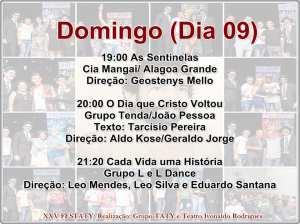 festaty4 300x224 - XXV FESTATY: Festival de teatro em Santa Rita reune 30 espetáculos e premia melhores destaques