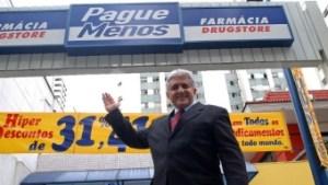 francisco deusmar queiros pague menos evelson freitas760 300x169 - URGENTE: Dono da rede de farmácias Pague Menos é preso em Fortaleza - ENTENDA