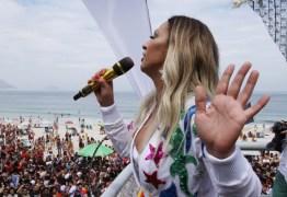 DIA DA DIVERSIDADE: Valeska Popozuda se apresenta na Parada do Orgulho LGBT+ em João Pessoa