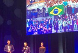 Programa educacional paraibano recebe prêmio internacional