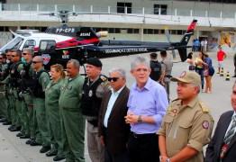 Governo entrega Acauã 2 visando reforçar atuação das Forças de Segurança da PB