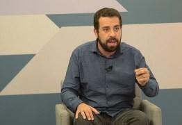 Guilherme Boulos critica Bolsonaro após apoio do PSL a Rodrigo Maia, 'novo que nasce velho'