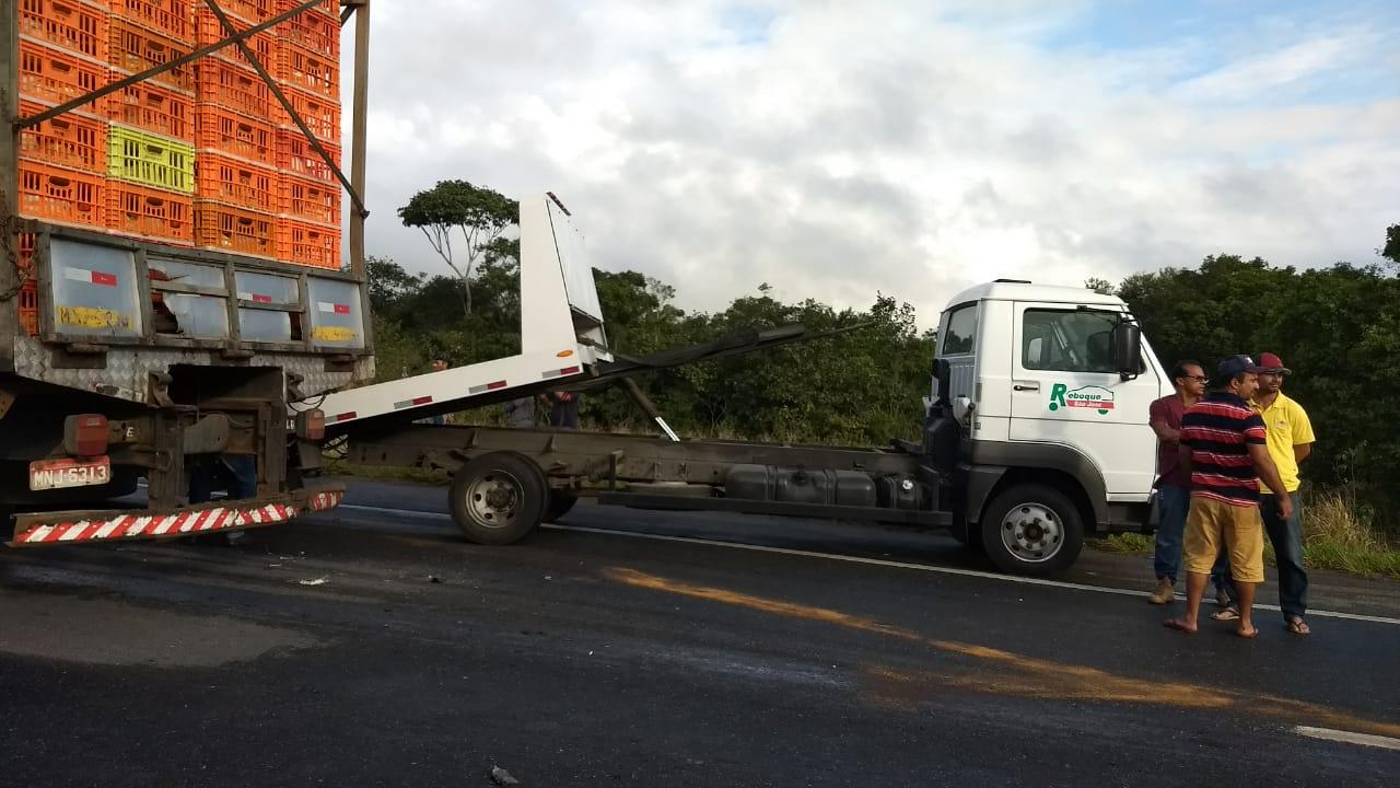 img 20180921 wa0005 - TRAGÉDIA:Presidente da Câmara Municipal de Sapé morre em acidente envolvendo caminhão de carga viva na BR-230