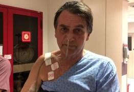 Em dia de protesto do movimento #ELENÃO, Bolsonaro recebe alta e deixa hospital em São Paulo