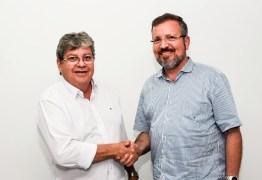 Ex-prefeito de Areia, Elson Cunha Lima anuncia apoio à candidatura de João Azevedo, 'arsenal de obras'