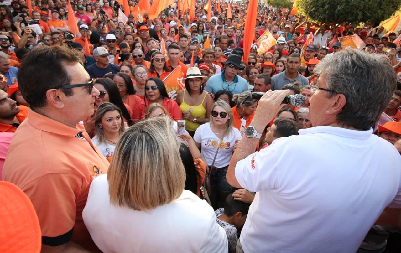 joão azevedo coremas - ELEIÇÕES 2020: Governador Azevedo pode não participar de disputa onde tenha mais de um aliado se enfrentando- ENTENDA