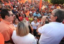 Em Coremas, João destaca revolução da Educação na Paraíba e defende avanço de políticas públicas