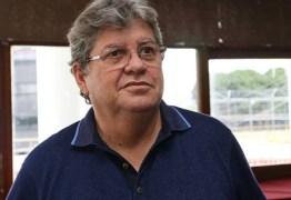 Agenda do candidato a governador João Azevedo para este fim de semana