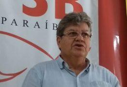 PRIMEIRO NOME: João mantém Gilberto Carneiro na equipe e divulgará restante do secretariado nesta sexta-feira