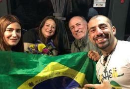 VEJA VÍDEO: Kaysar emociona internet ao reencontrar a família após sete anos