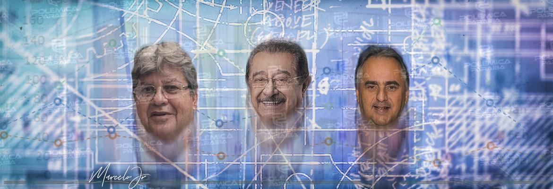 montagem210 - REAL TIME BIG DATA: veja os números da pesquisa para o governo da Paraíba no segundo turno