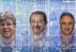 REAL TIME BIG DATA: veja os números da pesquisa para o governo da Paraíba no segundo turno