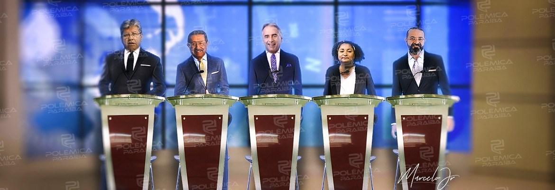 ACOMPANHE AO VIVO: TV Diário do Sertão e OAB-CZ realizam debate com candidatos ao Governo da Paraíba