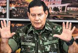Mourão quer Bolsonaro 'quietinho' e insiste em substituí-lo em debates