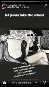 naom 5ba52177ea70b 169x300 - Saudade do ex? Madonna posta foto com Jesus Luz e manda recado