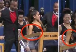 Pastor acusado de assediar Ariana Grande em funeral de Aretha Frankilin pede desculpas