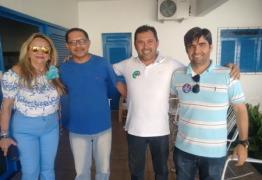 Presidente do PV em Sousa declara apoio a candidatura de Dra. Paula Francinete