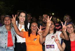 Evento político em Cuité reune diversos apoiadores de Rafaela Camaranse