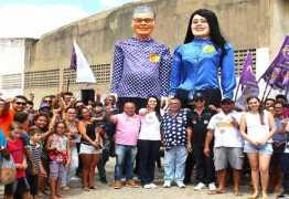 Rafaela Camaraense participa de caminhada e panfletagem em feira livre e reuniões com lideranças