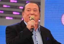 Raul Gil é internado após sofrer com arritmia cardíaca