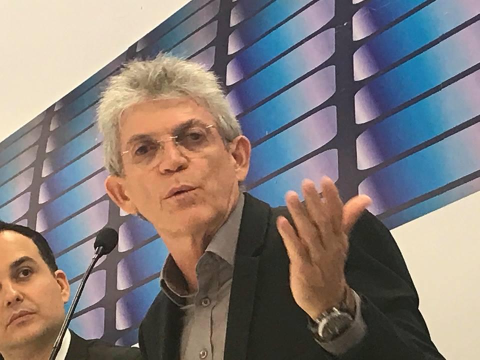 """ricardo coutinho tce - """"Fala Governador"""" volta ao ar e Ricardo Coutinho diz já ter planos após entregar o cargo"""
