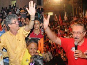 """ricardo e zé 300x225 - RICARDO ACUSA MARANHÃO NA VÉSPERA DO JULGAMENTO: """"Maranhão precisaria respeitar a justiça, está evidente a sua pressão sobre o TRE"""""""