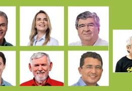 NA RETA FINAL DA CAMPANHA: saiba para quais times torcem os candidatos da Paraíba ao Senado