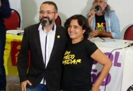 """Tárcio e Adjany participam de """"Festival pela Vida das Mulheres da Paraíba"""", no Parque Solón de Lucena"""