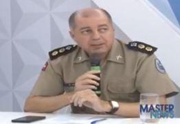 VEJA VÍDEO: Tenente Coronel Onivan pede discurso político renovado para combater câncer da violência urbana