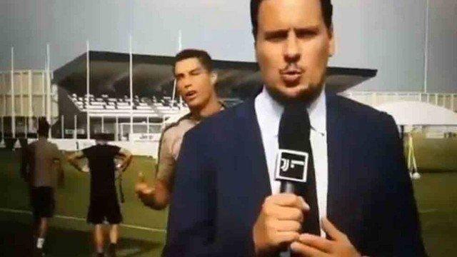 xdnczvamxsaa6qrn.jpg.pagespeed.ic .EwBUXu45hz - Cristiano Ronaldo imita jornalista da Juventus TV durante treino e viraliza - VEJA VÍDEO