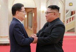 Coreia do Sul quer sediar os Jogos Olímpicos de 2032 com a Coreia do Norte