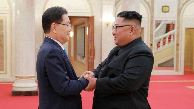 xnkorea skorea diplomacy politics.jpg.pagespeed.ic . 7NGtiV5nH - Coreia do Sul quer sediar os Jogos Olímpicos de 2032 com a Coreia do Norte