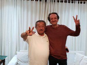 zé e inaldo 300x225 - TRAÍDO, LEITÃO MUDA DE LADO: Inaldo formaliza apoio a Maranhão e rompe com Lindolfo e Tyrone