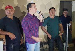 Eleito deputado estadual, Dr. Érico celebra vitória ao lado do vereador Pedro Sopa