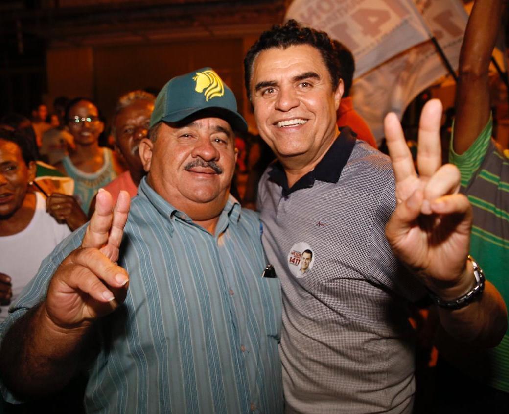 13240837 a0ca 4b9f a8db 6222e5cbf032 - Wilson Santiago comemora resultado das Eleições e agradece aos paraibanos pela vitória