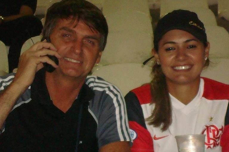 15234623225ace30b2adbcb 1523462322 3x2 md - QUEM MANDA É ELA: Michele Bolsonaro é quem controla acesso ao marido