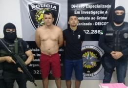 Dois fugitivos do PB1 são recapturados na região metropolitana de Natal