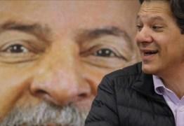 Lula diz a Haddad para não visitá-lo mais na cadeia