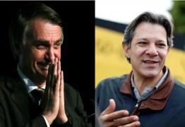 PERGUNTAR NÃO OFENDE: os deputados eleitos na Paraíba vão apoiar Haddad, Bolsonaro ou vão ficar em cima do muro neste 2º turno?